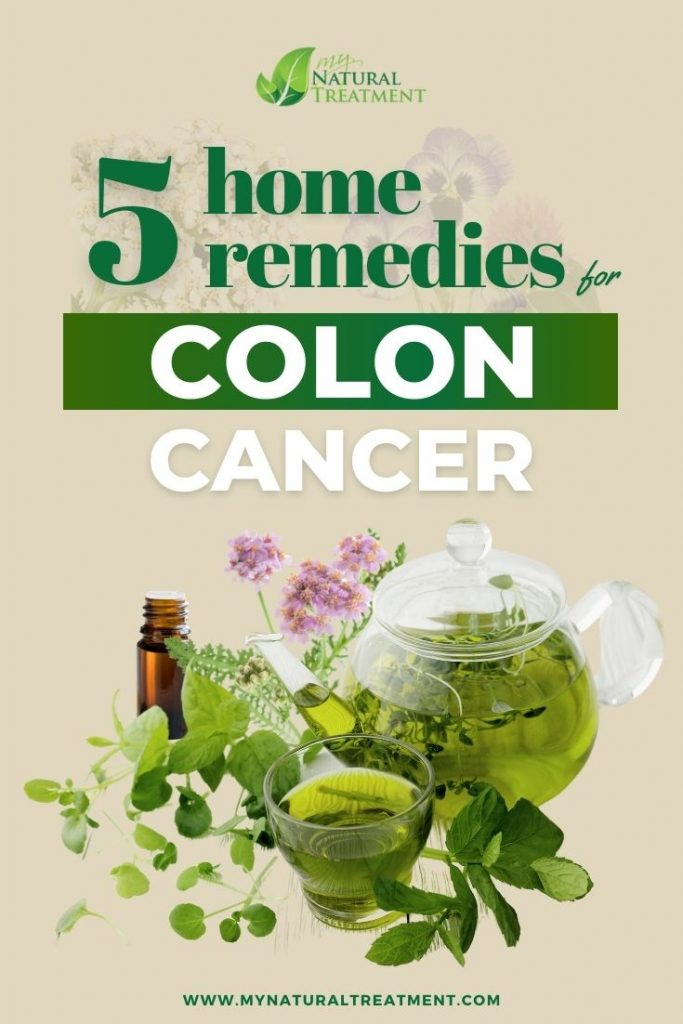 5 Home Remedies for Colon Cancer - MyNaturalTreatment.com