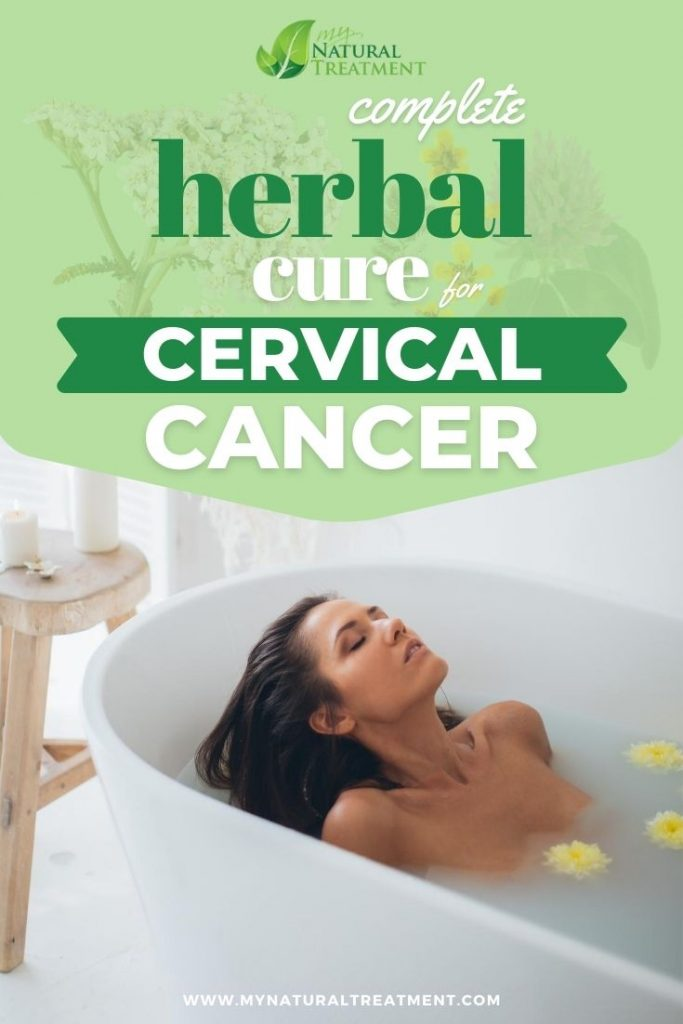 Complete Herbal Cure for Cervical Cancer