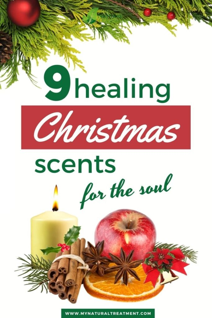 9 Healing Christmas Scents for The Soul and How to Use Them - MYN