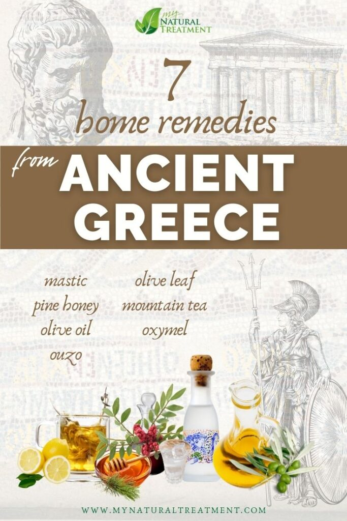 7 Powerful Home Remedies from Ancient Greece - MyNaturalTreatment.com
