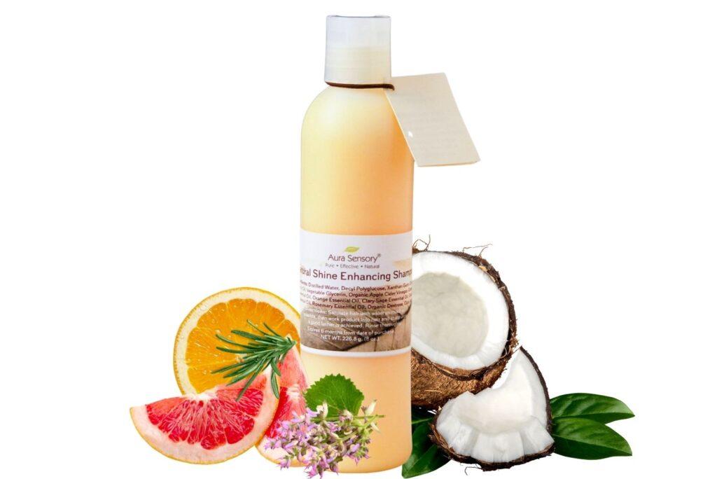 Hair Rinses for Beautiful Glowing Hair - Natural Shampoo