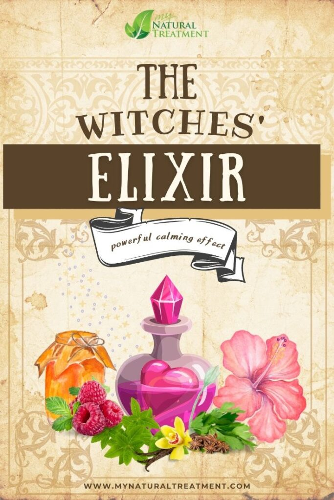The Witches' Herbal Elixir Recipes from Medieval Times - MyNaturalTreatment.com