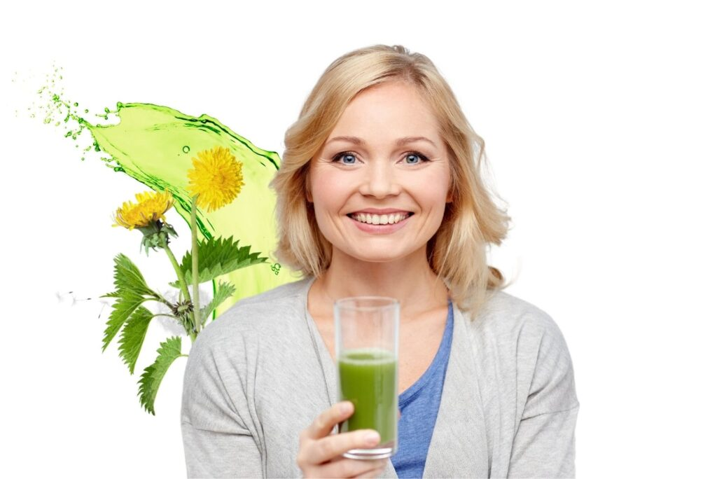 Wild Herbs for Spring Detox – Whole Body Cleanse