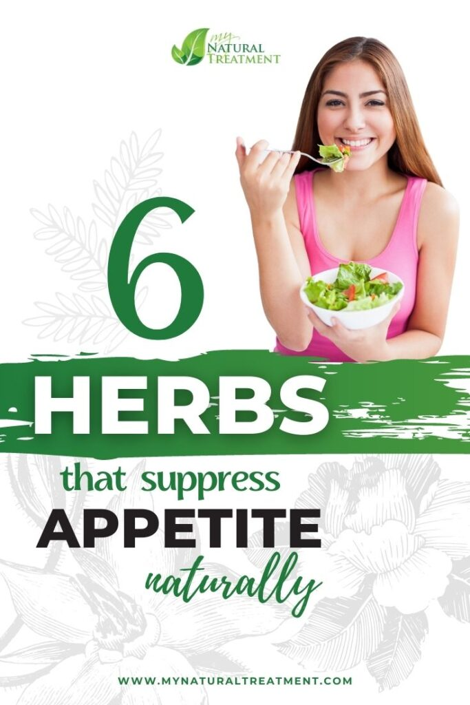 6 Herbs That Suppress Appetite Naturally
