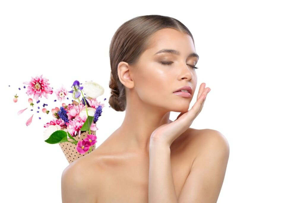 Natural Skin Care Recipes with Spring Flowers - MYN