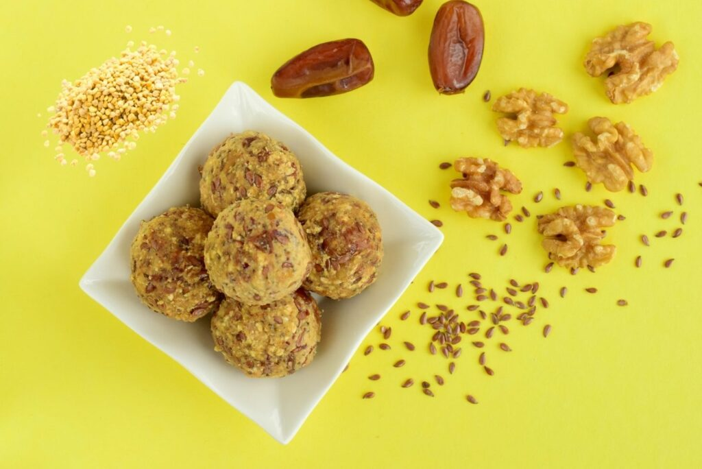5 Amazing Natural Recipes for Spring Energy - Energy Bombs