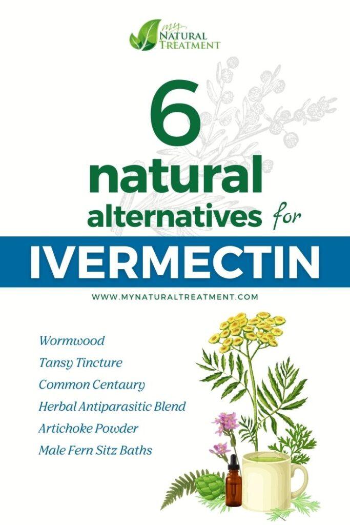 6 Natural Alternatives to Ivermectin - MyNaturalTreatment.com