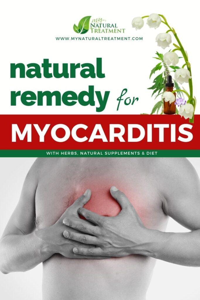 Natural Remedy for Myocarditis - MyNaturalTreatment.com