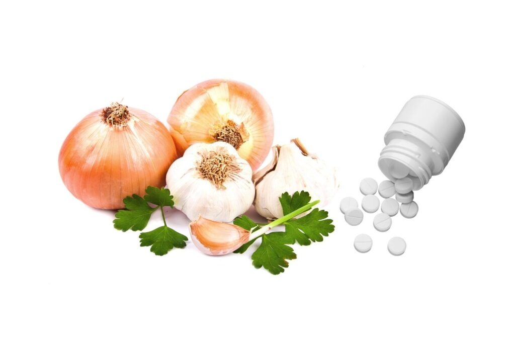 Natural Sources of Quercetin - MYN